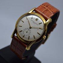 Βασερόν Κονσταντέν (Vacheron Constantin) 18K Gold 33mm Vintage...