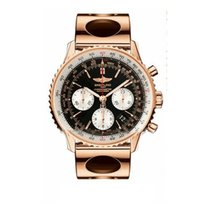 Breitling RB012012/BA49-air-racer-red-gold Navitimer 01...