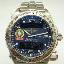 Breitling emergency titanium orbiter 3
