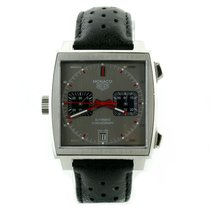 TAG Heuer Mens Tag Heuer Monaco Limited Edition Watch Ref...