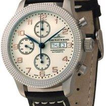Zeno-Watch Basel NC Clou de Paris Chronograph