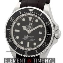 Rolex Sea-Dweller Deepsea Stainless Steel 43mm With RubberB