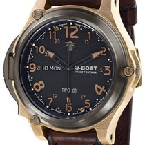 U-Boat TIPO 01 50mm Titanium Bronze Limited Edition