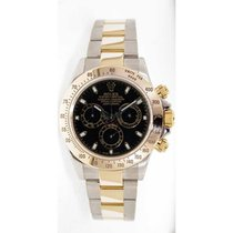 Rolex Daytona 116523 Stainless Steel & 18K Yellow Gold...