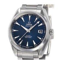 Omega Sea master blue dial 42 MM