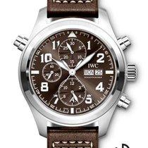 """IWC Pilot`s Watch Doppelchronograph  """"Antoine De Saint..."""