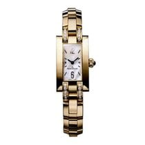 Jaeger-LeCoultre Ladies Q4601184 Ideale Yello Gold -  Diamonds...