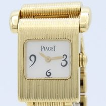 Piaget Miss Protocole Quartz 18K Gold Lady 5521