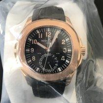 Patek Philippe Aquanaut Travel Time Rosegold Sealed
