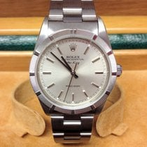 Rolex Air King Precision 14010M - Box & Papers 2003