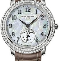 Patek Philippe 4968G-010 Ladies 4968G - Moon Phase with...