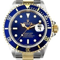 Rolex Submariner acc-oro SCAT/GAR art. Rb631