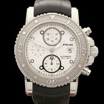 Montblanc Sport Chronograph Stainless Steel Gents 104280