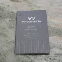 Wyler Vetta vintage instruction booklet espacitè rattrapante