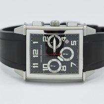 Girard Perregaux Vintage 1945 Chronograph 25840 On Rubber Strap