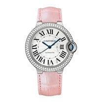 Cartier Ballon Bleu Automatic Ladies Watch Ref WE900651