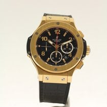 Hublot Big Bang Rosé Gold 44mm from 2008 complete with B + P