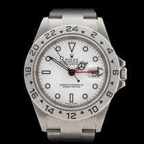 Rolex Explorer II Polar Stainless Steel Gents 16570 - W3666