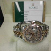 Rolex Datejust 178271 Midsize 18k Rose & Steel 31mm...