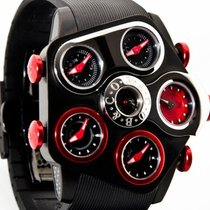 Jacob & Co. – Grand Five Time Zone – men's wristwatch...