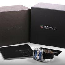 TAG Heuer Monaco Calibre 12 Blue Dial - Box & Papers ...