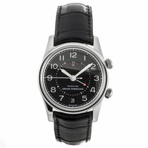 Girard Perregaux Traveller II GMT Automatic Watch 4940...