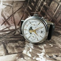 Tissot Vintage watch moonphase hand winding Tissot Valijoux...