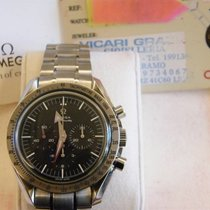Omega speedmster  broad arrow