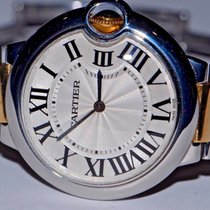 Cartier Ballon Bleu Midsize 36mm 18K Gold