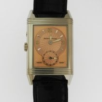 Jaeger-LeCoultre Reverso Duo 270.3.54 18K White Gold Day &...