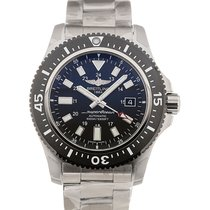 Breitling Superocean 44 Special Date Black Dial