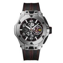 Hublot Big Bang Ferrari Unico Titanium 45mm Mens Watch Ref...