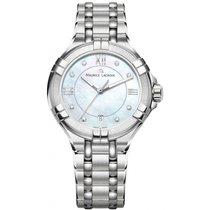 Maurice Lacroix Aikon 8 Diamanten Damenuhr AI1006-SS002-170-1