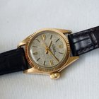 Rolex 18k gold Lady Oyster Perpetual Ref: 6719