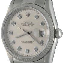 Rolex Datejust Model 16234 16234