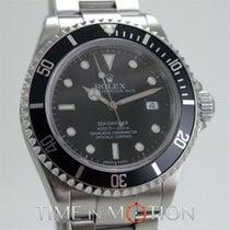 Rolex SEA DWELLER 16600 LUMINOVA Certificat  Rolex Boite Surboite