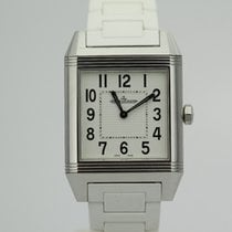 Jaeger-LeCoultre Reverso Squadra Classsic With White Rubber...