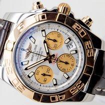 Breitling Chronomat 41 18k  Gold