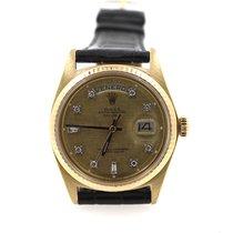 Rolex Day Date Italia Quadrante Corteccia con Diamanti Ref. 1802