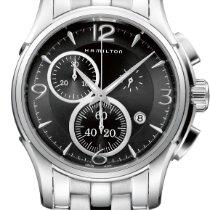 Hamilton Jazzmaster Chrono Quartz H32612135 Herrenchronograph...