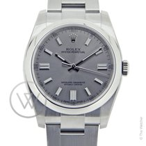 Rolex Oyster Perpetual 36 Steel New-Full Set