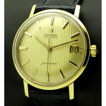 Omega | Seamaster Yellow Gold With Tapisserie Dial, Made In 1961