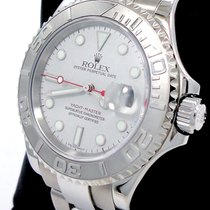 Rolex Yacht Master 16622 40mm Oyster Perpetual Date Platinum...
