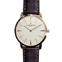 Vacheron Constantin Patrimony Traditionelle 18k Rose Gold...