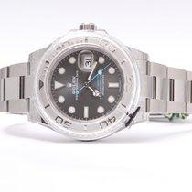 Rolex Yacht Master Rhodium 116622