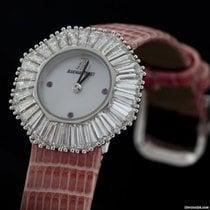 Audemars Piguet White Gold Baguette Fancy Diamond Watch