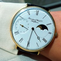 IWC Portofino Moonphase Yellow Gold First Series Solid Case...