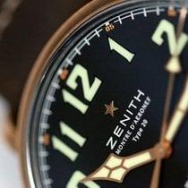 제니트 (Zenith) Pilot Type 20 Extra Special Bronze 45 mm