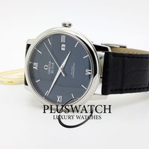 Omega De Ville Prestige Co-Axial Blue Dial 39,5 MM T