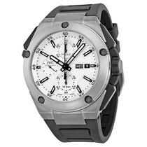 IWC Men's IW386501 Ingenieur Double Chronograph Watch